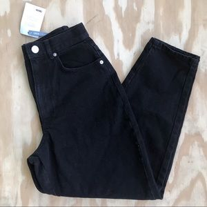 ASOS Black Jeans NWTS Size 26